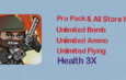 Mini Militia Mod | Unlimited Nitro + Ammo + Bomb | Health 3X