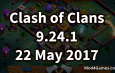 Download new Clash of Clans 9.24.1 Original apk 22-May-2017