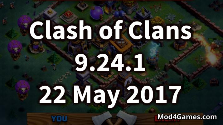 clash of clans apk 2017