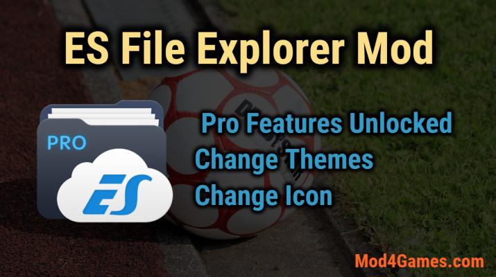 es file explorer pro gone