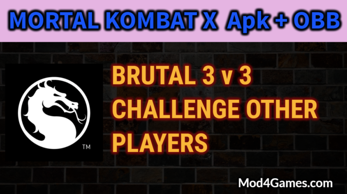 MORTAL KOMBAT X Mod Apk | Unlimited Money + All Features