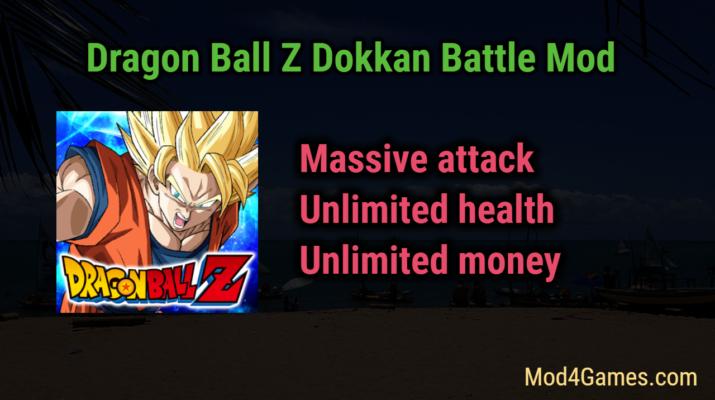 dragon ball z dokkan battle mod apk unlimited dragon stones 2017
