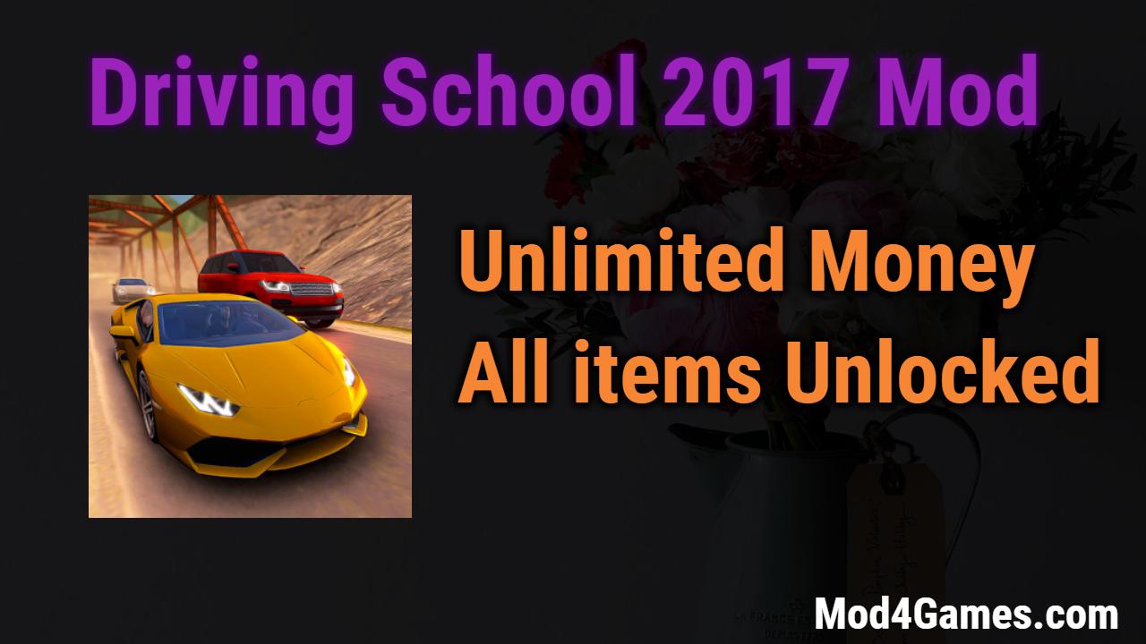 Driving School 2017 Apk Mod Unlock All Manual Guide
