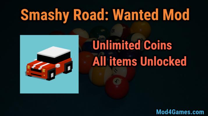 smashy road mod apk iphone