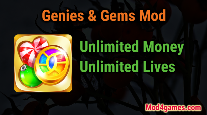 GENIES amp GEMS APK MOD Latest Version Unlimited Money