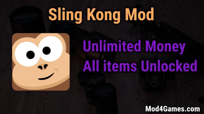 sling kong hack