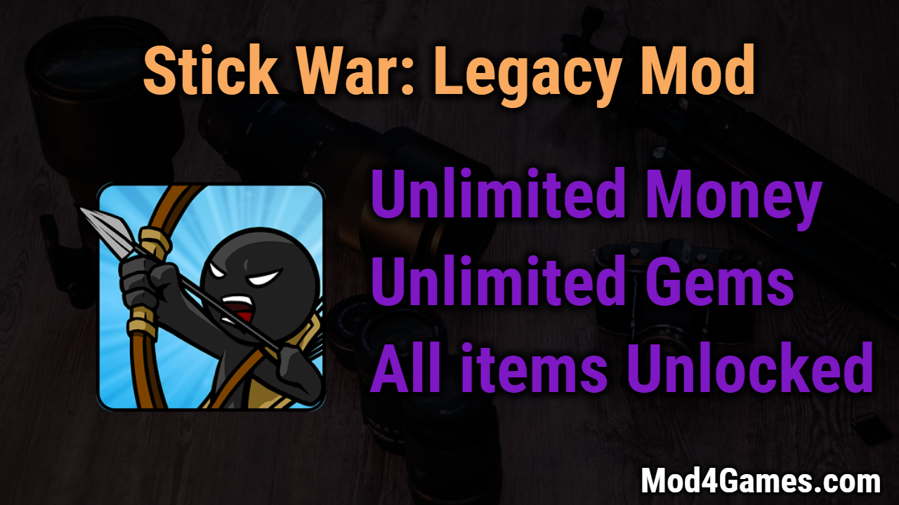 FREE Stick Empires Hack For Coins, Gold Membership And Mana Target __EXCLUSIVE__ Stick-War_-Legacy-Mod-_-Unlimited-Money-Gems-All-items-Unlocked