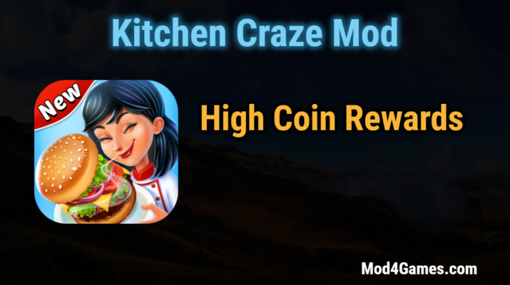 Kitchen craze hacked game mod apk free archives for Kitchen queen mod apk