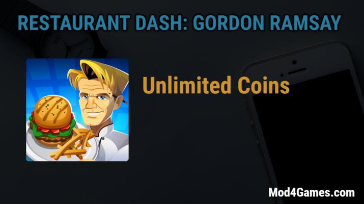 Restaurant Dash Gordon Ramsay 2 6 14 Game Mod Apk