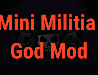 Mini Militia God Mod APK [4.0.42] | Unlimited health hack
